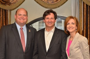 With Congressman Tom Reed and Congresswoman Nan Hayworth