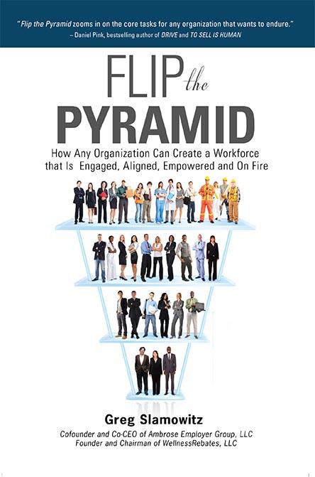 ambrose employer group Flip The Pyramid to Publish April 15, 2013 | Greg Slamowitz