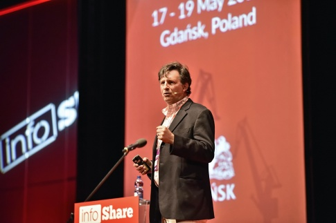 INFOSHARE, GDANSK POLAND MAY 2017